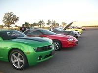 CCFBG Section at MCC Firday Night Cruises